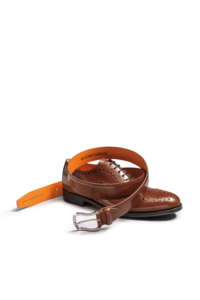 Maxime Tanghe - Leather Cognac - 2